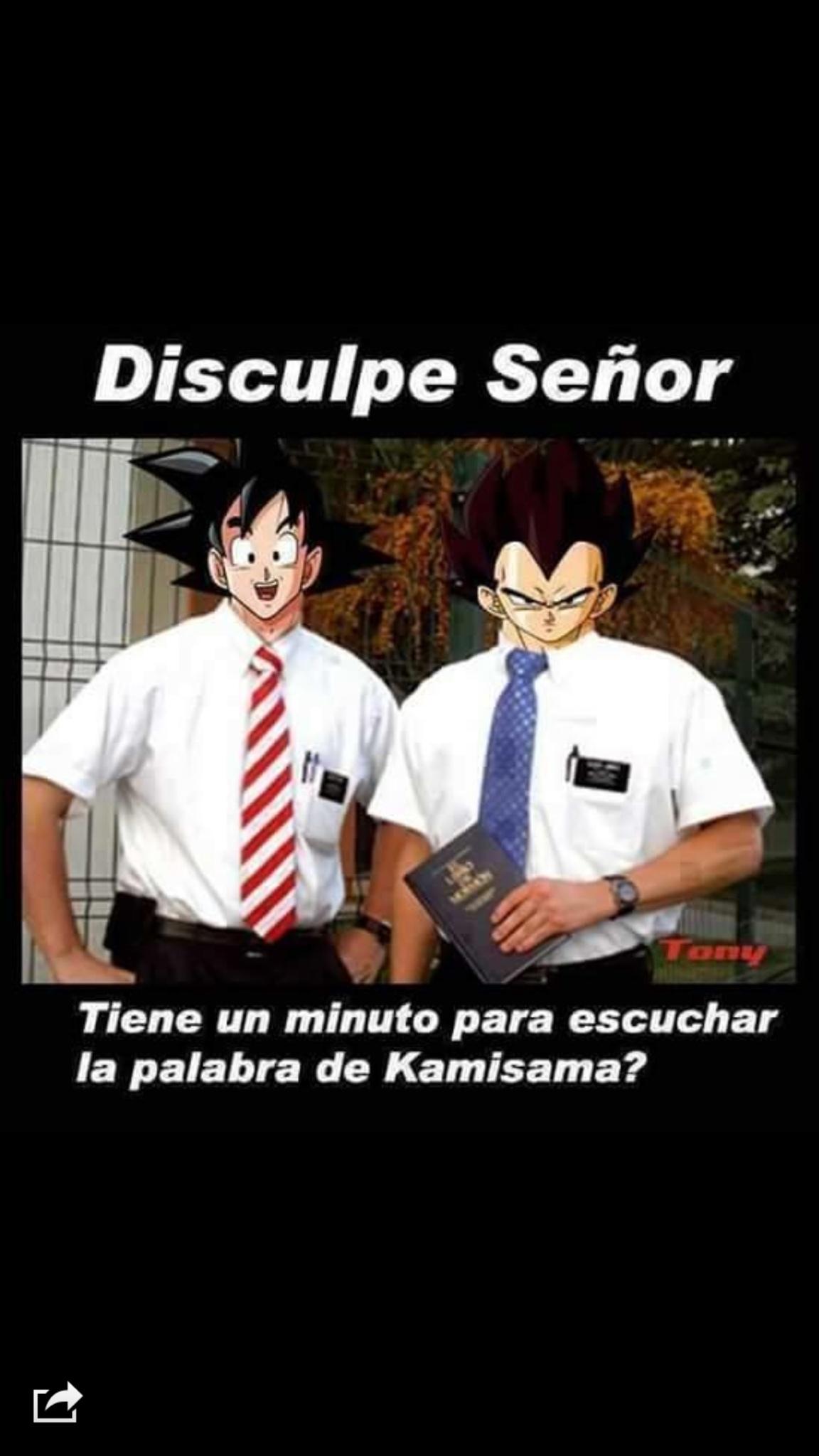 kamisama - meme