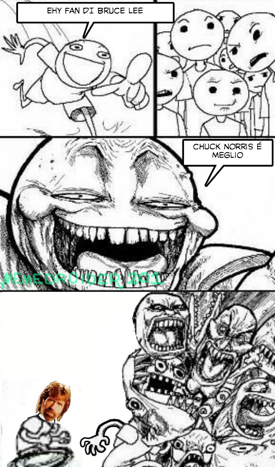 RAGA SIAMO NEL FUTURO - meme