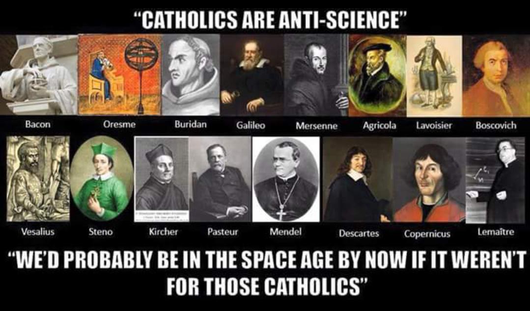 Damn religion - meme