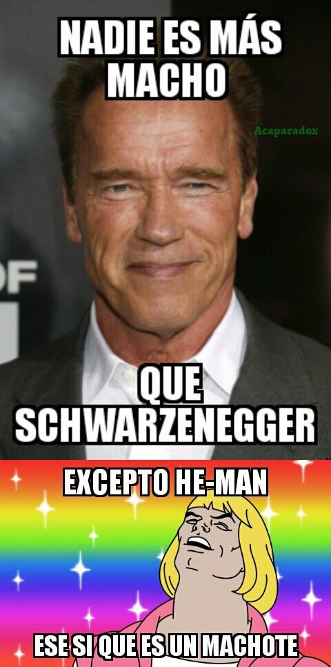 HE-MAN - meme