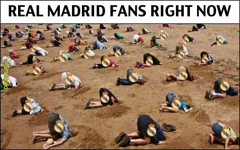Real madrid - meme