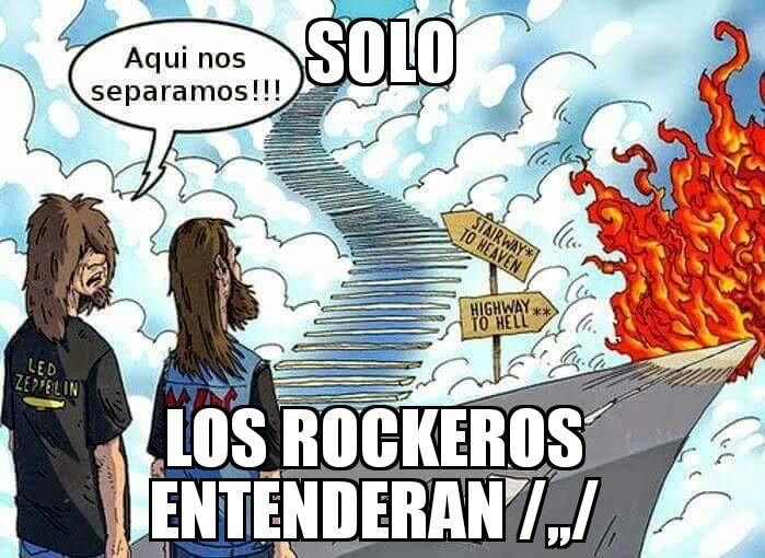 Viva el Rock! /,,/ - meme