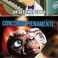 W E.T, chi non ha visto il film non può capire il meme