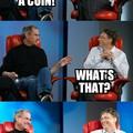 Steve vs Bill