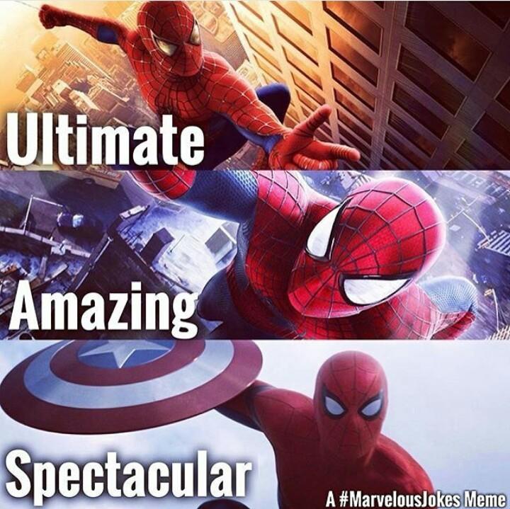 El título espera civil war #TeamStark - meme