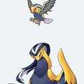 Fusiones pokemon, cada vez mas sorprendentes :)