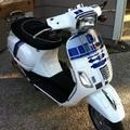 J'attends la voiture C-3PO