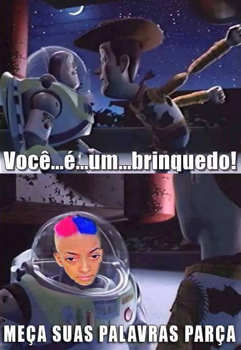 |Toy story no Brasil, aposto que o cowboy faria parte da operação lava-jato| - meme