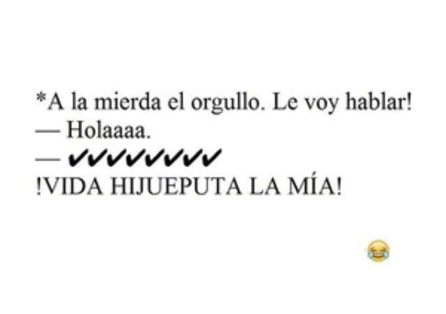 Vida hijueputa la miaaaaaa!! - meme