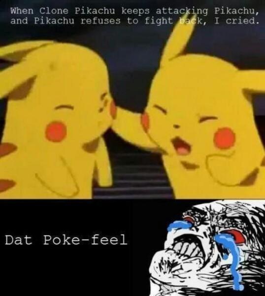 no pikachu - meme