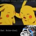 no pikachu