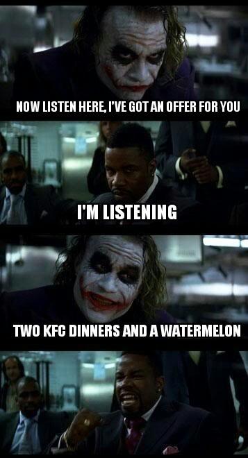 Oh joker jokes - meme