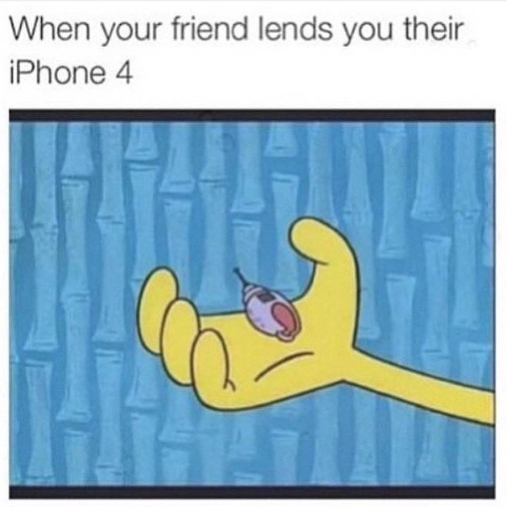 iPhone 6plus - meme