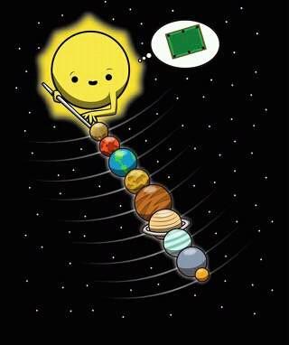 Este Sol es un loquillo - meme