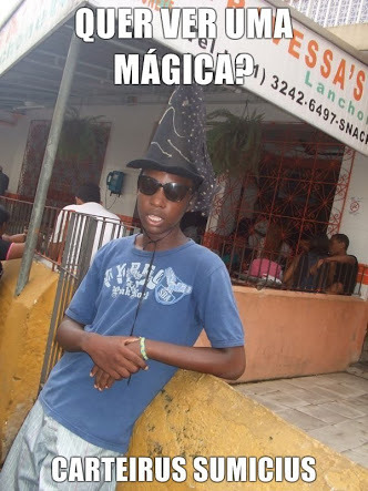 Magika - meme