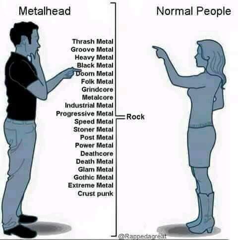 Metal \m/ - meme