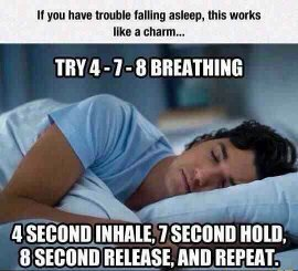 Breathe. *inhales weed* - meme