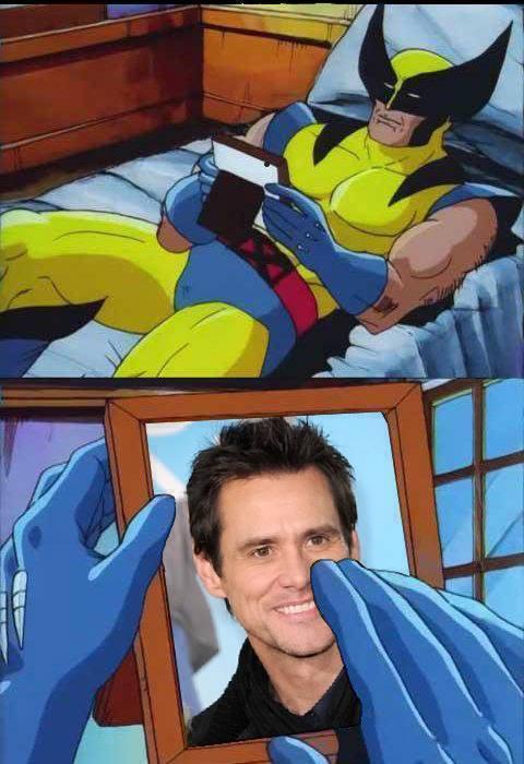 Jim Carrey - meme