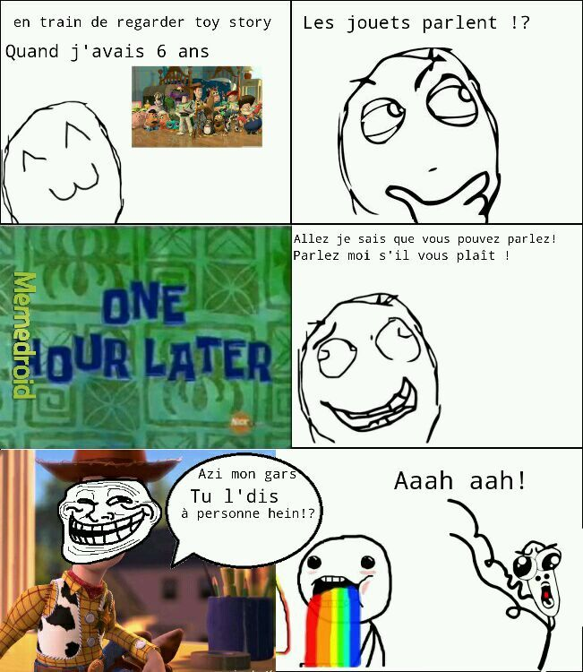 Toy Story ! :) - meme