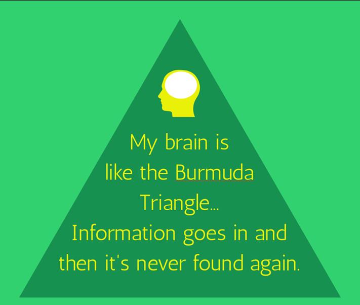 Bermuda Triangle - meme