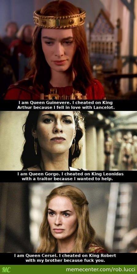 Cersei  - meme