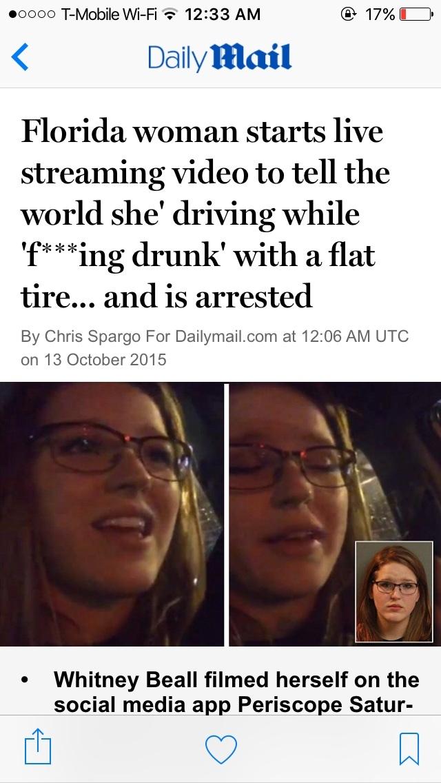 Florida woman #2 - meme