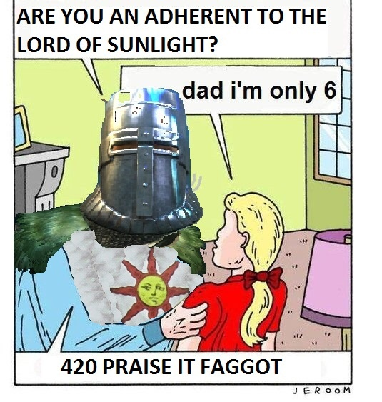 WE MUST praise the sun!!!! - meme