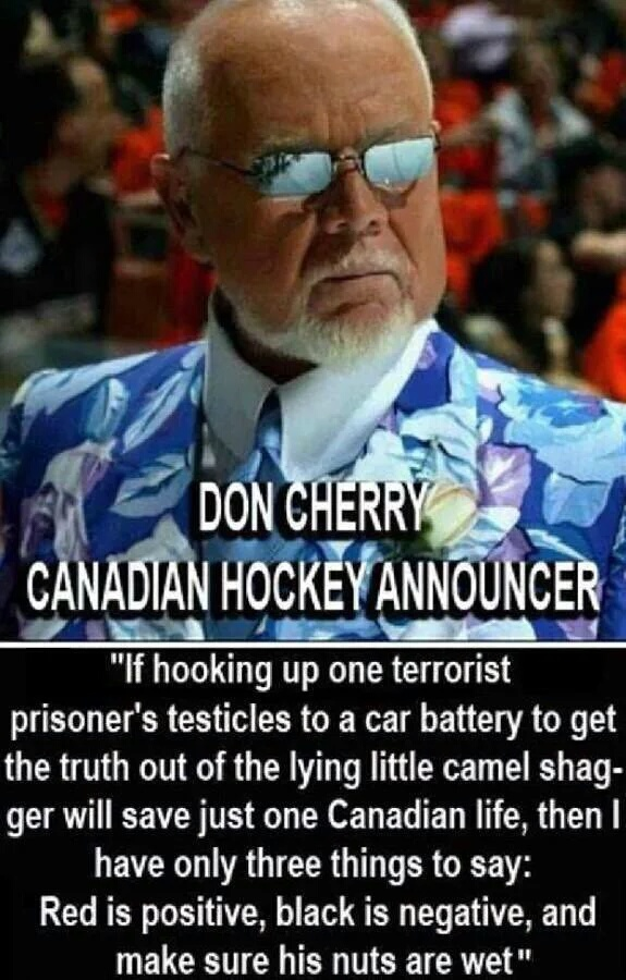 A Canadian said it, not Me!!!!!! what now? - meme