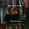 I miss House. One of the best tv series ever