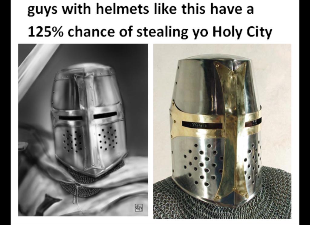 Crusade - meme