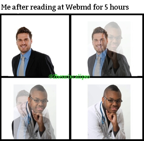 Webmd - meme
