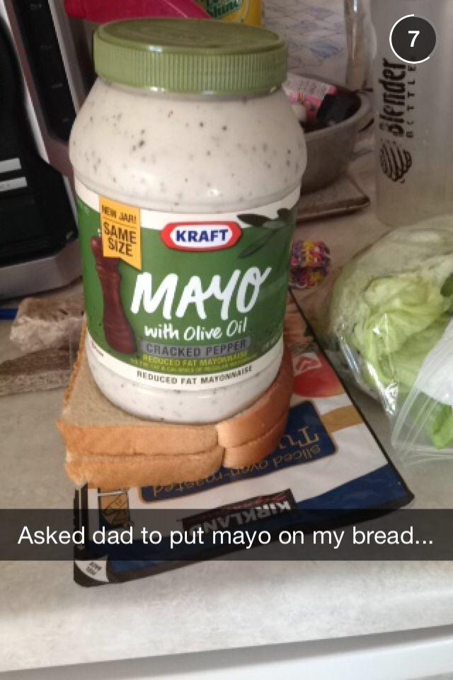 Dammit Dad - meme