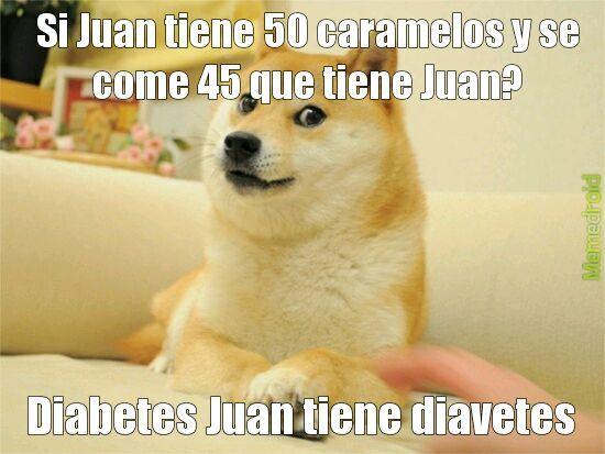Doge habla de: - meme