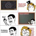 Na escola kkkkk
