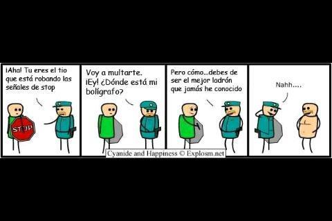 Ladrón Profesional - meme