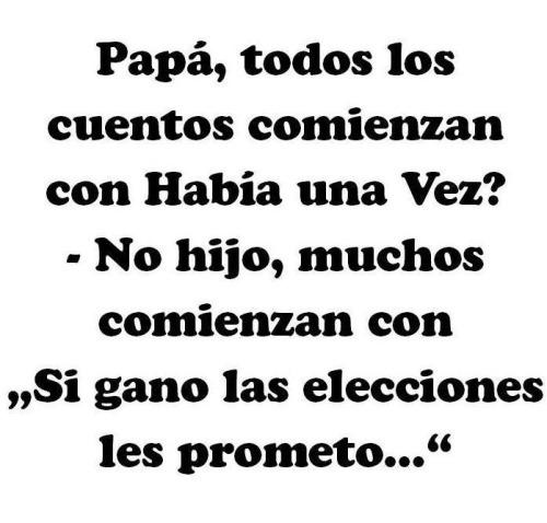 Promesas.... - meme