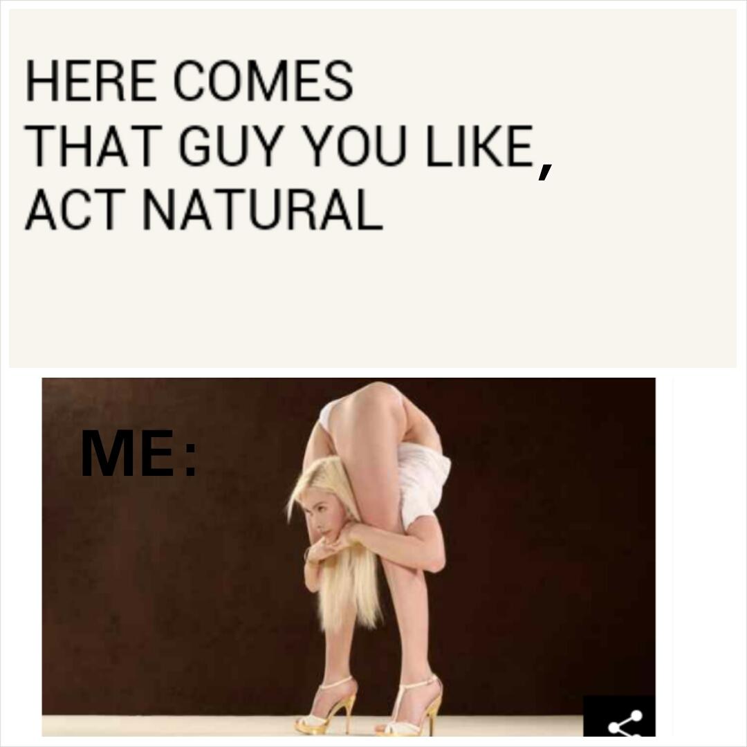 Natural - meme