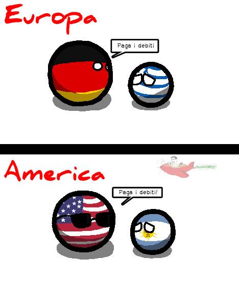 Ecco la prima (forse) PolandBall che sia mai stata postata su questo server! - meme