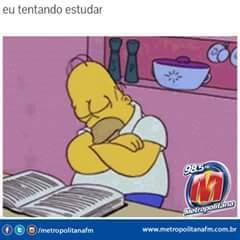 Estudar -_- - meme