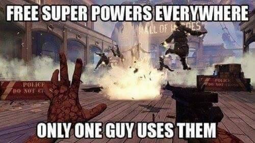 Dat Bioshock - meme