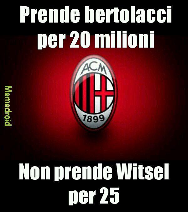 Milan - meme