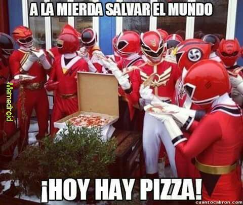 Pizza! - meme