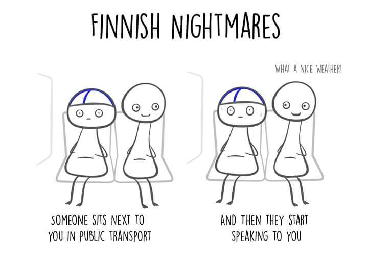 Finnish nightmares 2 - meme