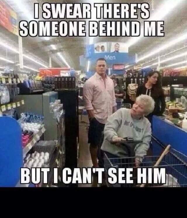 John Cena! - meme