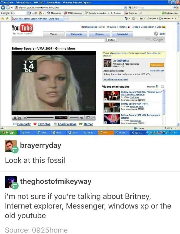 Fossil in a nutshell - meme