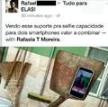 Pá de selfie