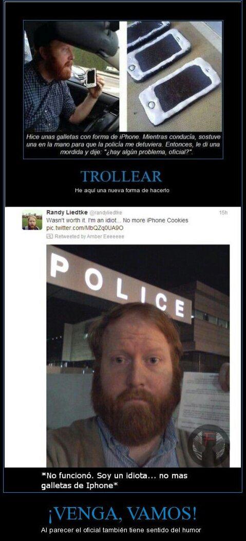 No fue tan troll al final - meme