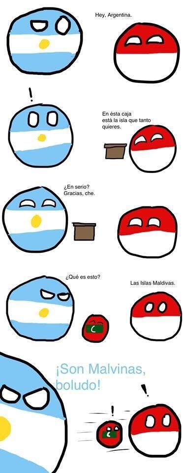 Polonia no se entera - meme