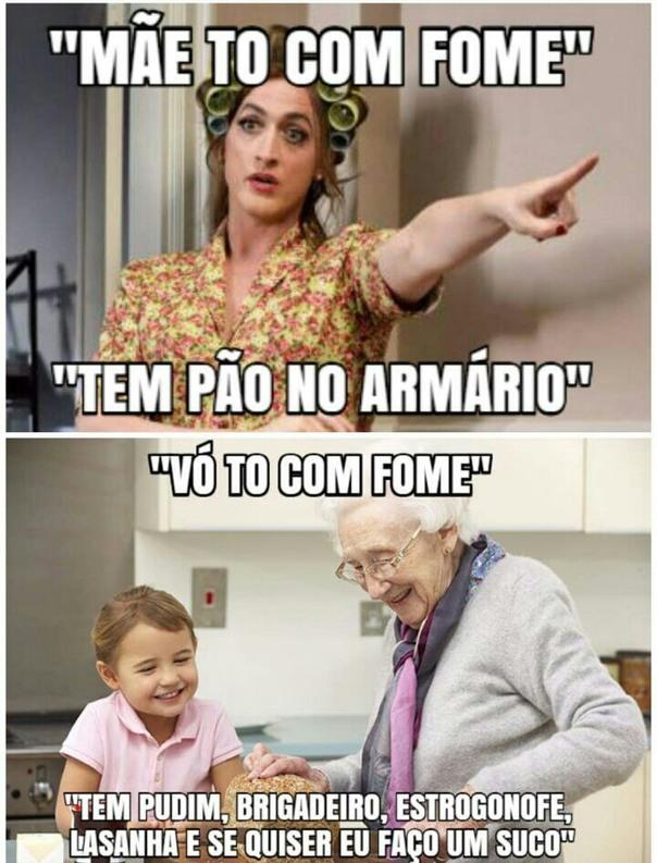 Avós. .. - meme