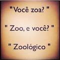 Zoa? Zoo.